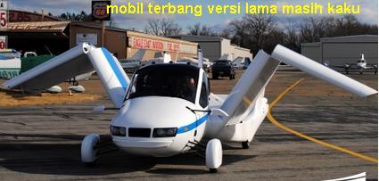 mobil terbang vertikal