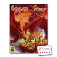 Frugal GM Review: Gygax Magazine #2