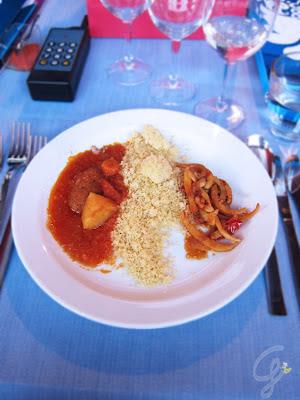 Costa d'Avorio  Seiche simples avec baulette surprise
