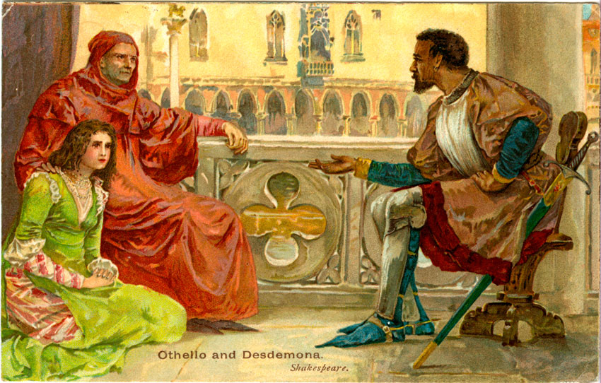 discourse in othello Othello and a discourse of marriage and wiving in othello, shakespeare adheres to some of but ignores some of the rules set from a discourse of marriage and wiving, while he creates conflicts in othello's marriage to desdemona.