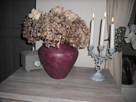 Cours peinture d corative meubles peints patin s patiner relooker un vase - Meubles peints patines ...