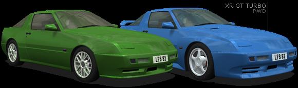 LFS ORIGINAL XR CARS