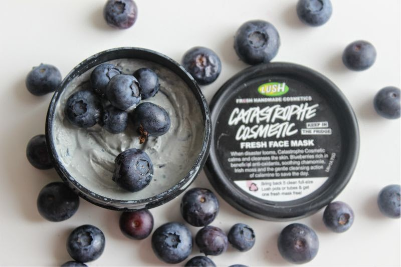 Lush Catastrophe Cosmetic Fresh Face Mask