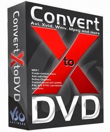 ConvertXtoDVD v5.1.0.14 Multilinguagem