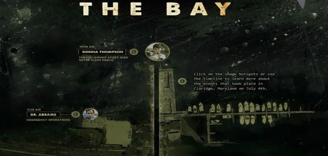 """Imágenes de la película """"The Bay"""""""