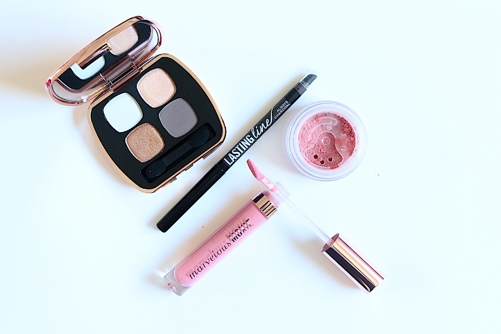 bareminerals collection maquillage printemps 2014 avis test swatch