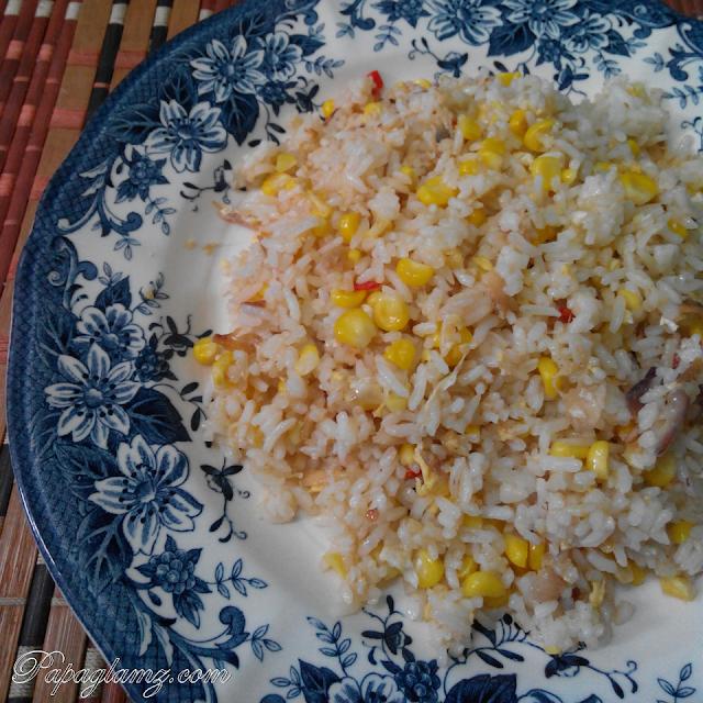 Resepi-nasi-goreng-jagung