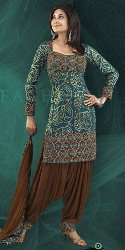 short salwar kameez fashion  She Fashions