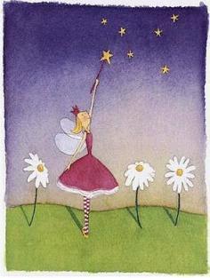Tocando estrelas...