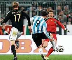 Argentina 1x1 Alemanha - 2006
