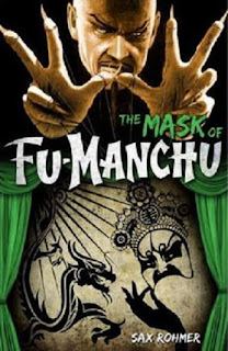 Where did Fu-Manchu get the band name from - the-mask-of-fu-manchu-by-sax-rohmer