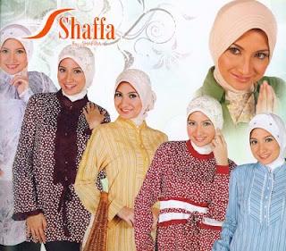 Model Baju Muslim Ibu