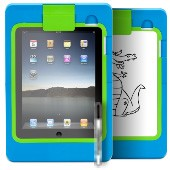 protection ipad, protection ipad2, enfants, coque de protection, étui de protection, housse de protection