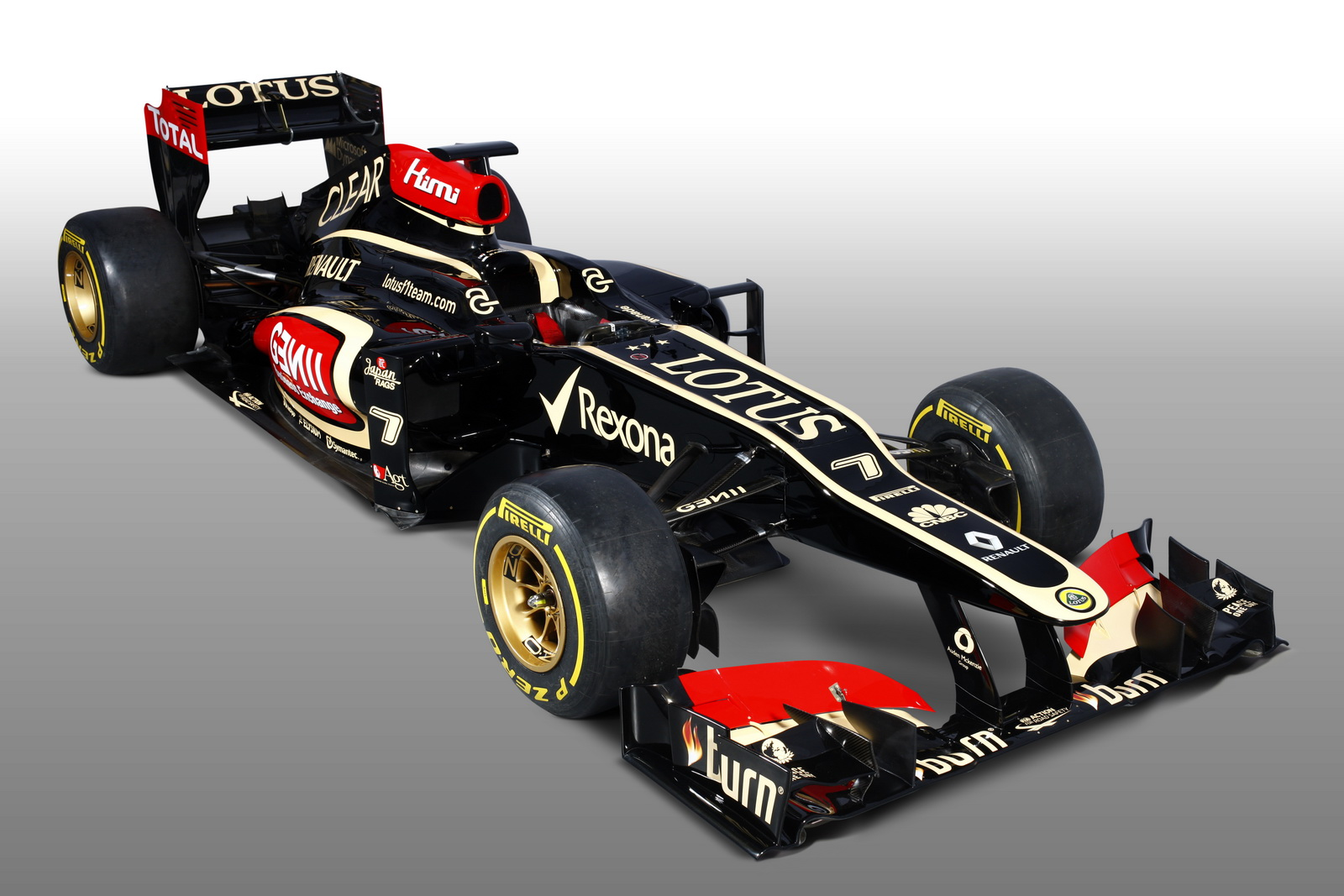 Lotus F1 Team E21 Unveiled At Enstone