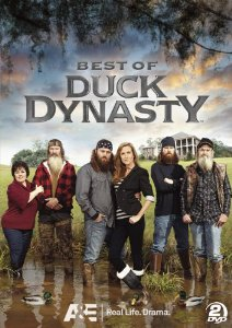 Duck Dynasty A&E TV DVD Series Duckcall Willie Phil Jase Uncle Si Robertson Redneck