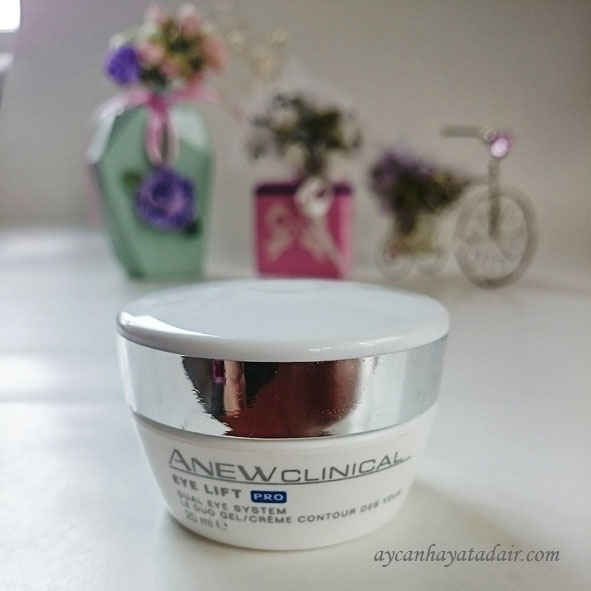 Anew clinical göz kremi