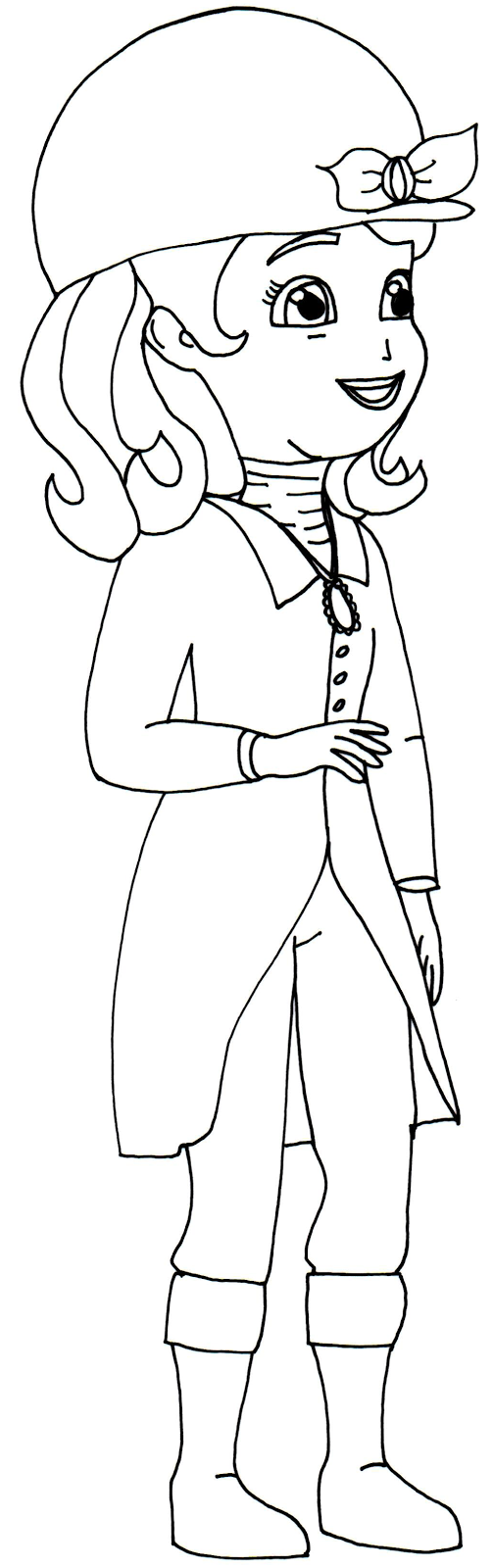 coloring pages sofia the first - sofia the first coloring pages just one of the princes