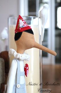 Pinocchio Tilda vintereventyr