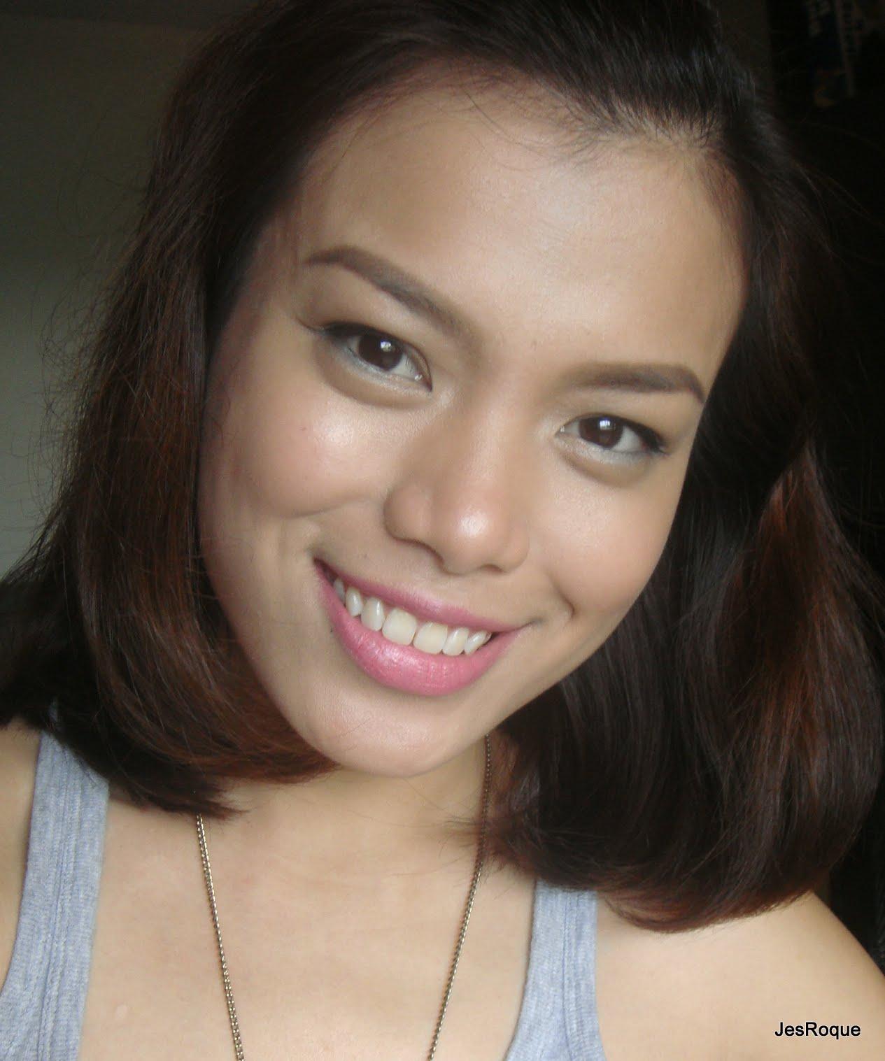 Jes Loves Beauty Lifestyle Motherhood Bravesaab My 5 Minute Makeup Look
