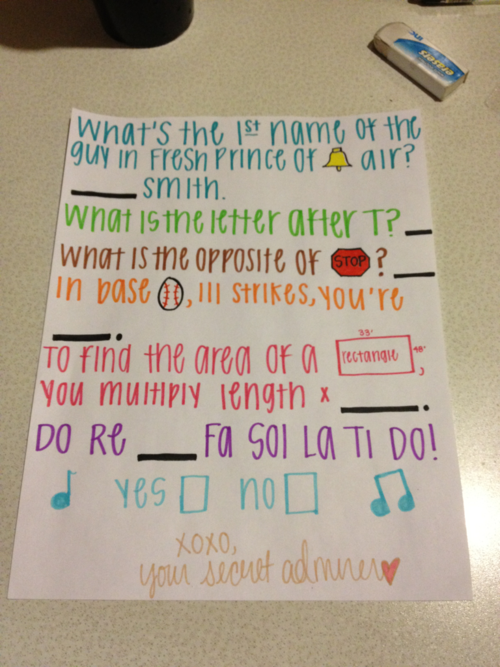 best ways to ask a girl out