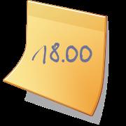 ポストイット - 18:00 (スタイル1541)