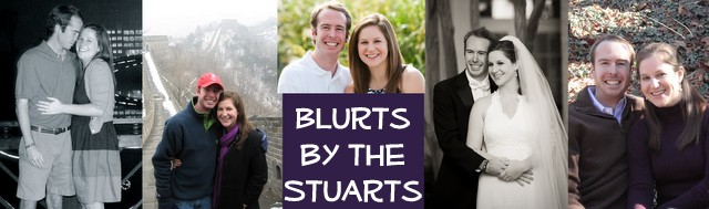 Blurts by the Stuarts
