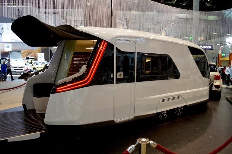 Innovative Is The ForFreedom The Caravan Of The Future? 2015 Has Arrived And That Means One Thing New Caravans, Motorhomes, Accessories And Lots More But Have You Ever Thought About What Caravans Of The Notsodistant Future Will Look Like?