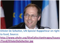 Olivier De Schutter | United Nations Special Rapporteur on the Right to Food