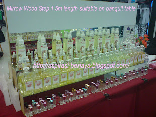 Mirrow Wood Step RM298 pos free (semenanjung)
