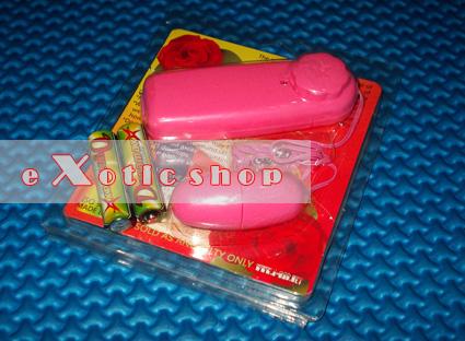 penggeli vagina vibrator bullet pink penggetar kapsul