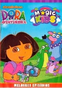 Dora Aventureira Melhores Episódios