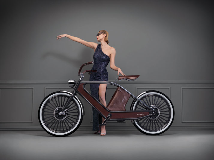 Cykno Electric Bicycle | Cykno Electric Bicycle Price | Cykno e-Bike specs |  A new Italian-made eBike has arrived just in time for Milan design week, the Cykno Electric Bicycle.
