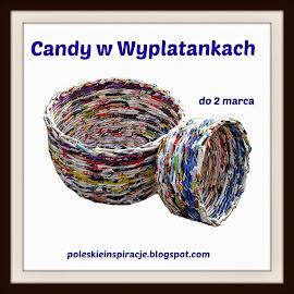 Candy w Wyplatankach