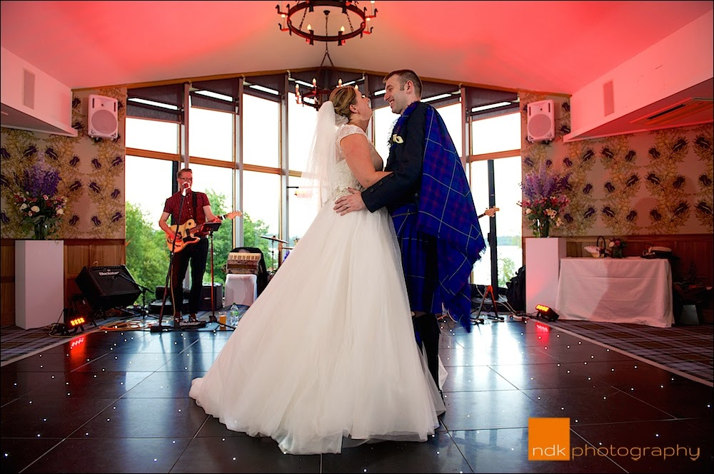 Lodge on the Loch Loch Lomond Wedding Photography