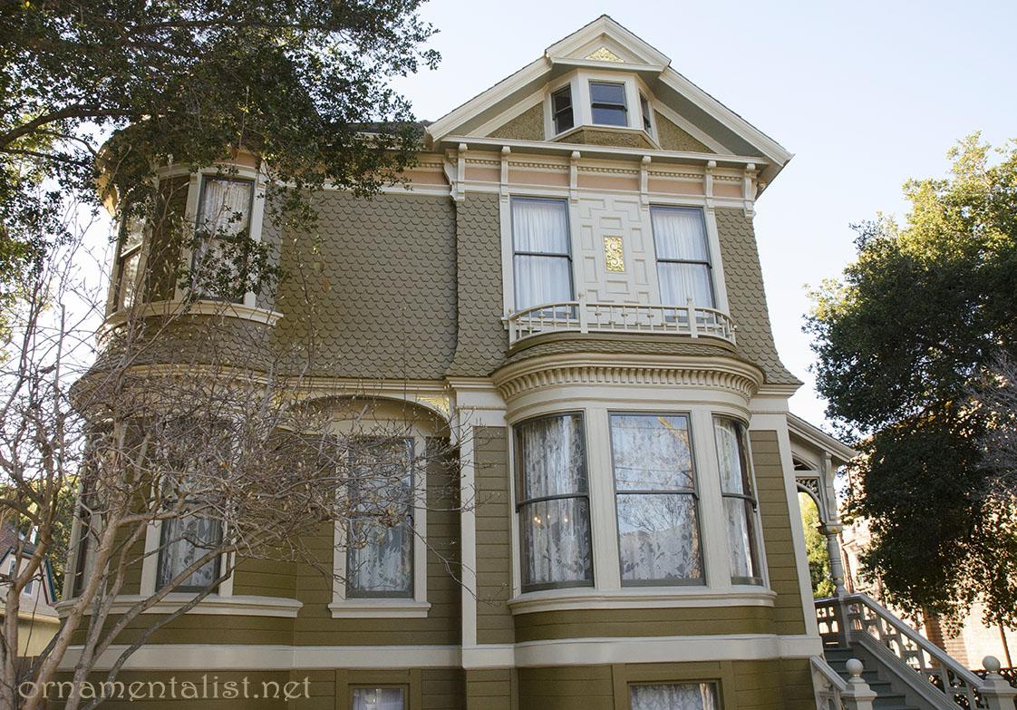 The Ornamentalist Exterior Color Alameda Queen Anne