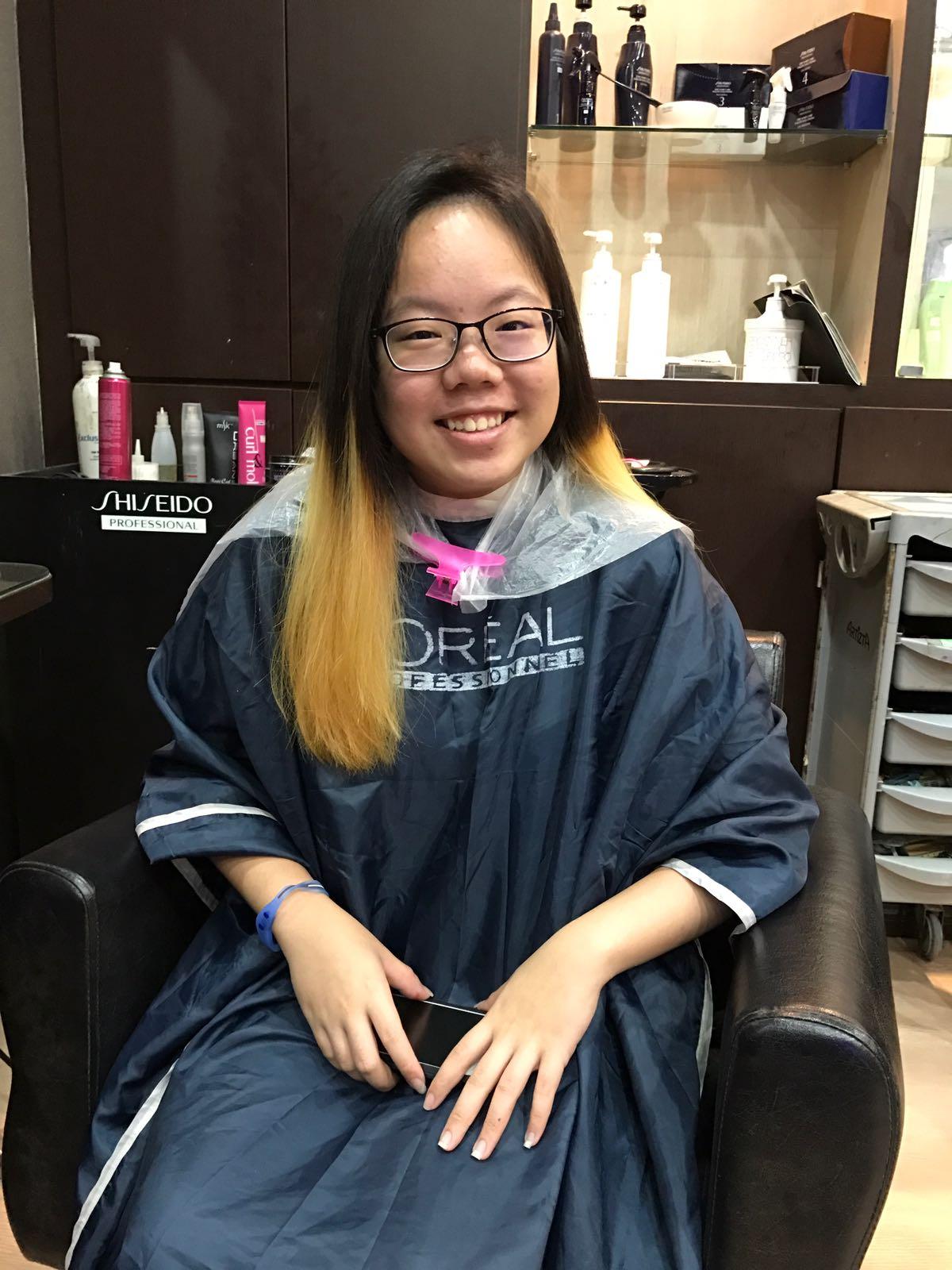 Hair Dye 2 Zest Hair Salon Holiday Plaza Jb