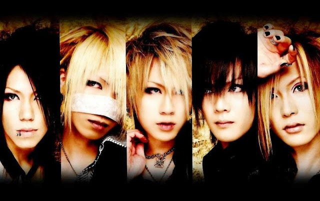 The GazettE personels