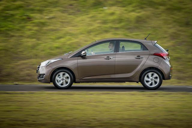 Hyundai HB20 2016 - teste quatro rodas
