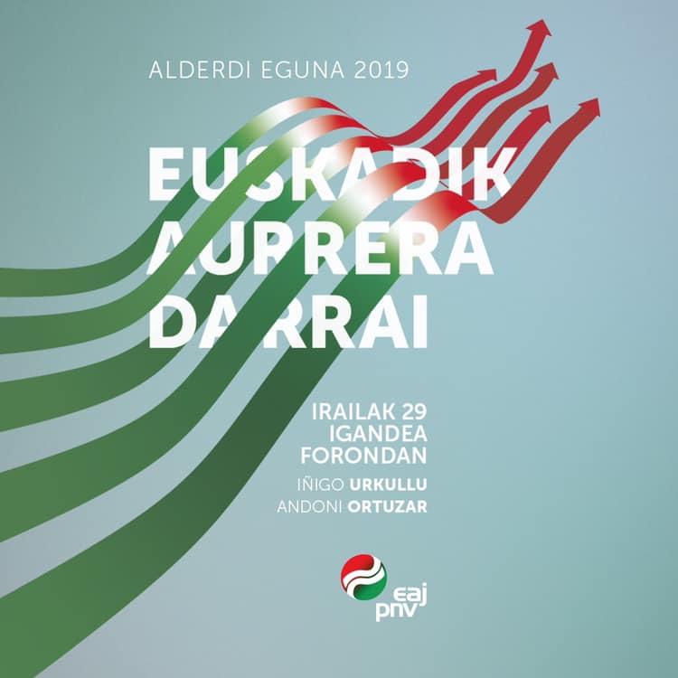 ALDERDI EGUNA 2019