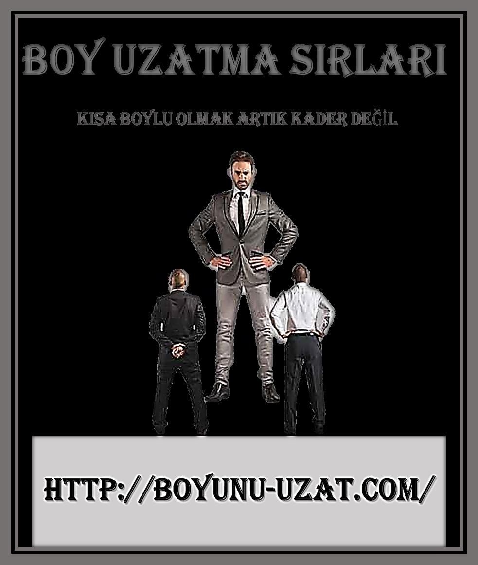 Boy uzatan 5 stil hilesi