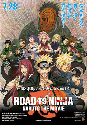Naruto Shippuuden Movie 6 Road to Ninja Subtitle Indonesia