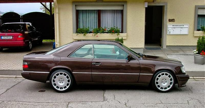 Mercedes Benz 220ce W124 Coupe C124 Benztuning