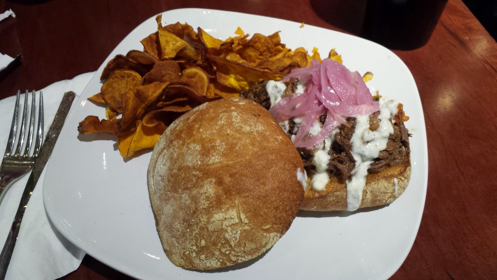 Philly Food Blog: Molly Malloy's Pot Roast Sandwich