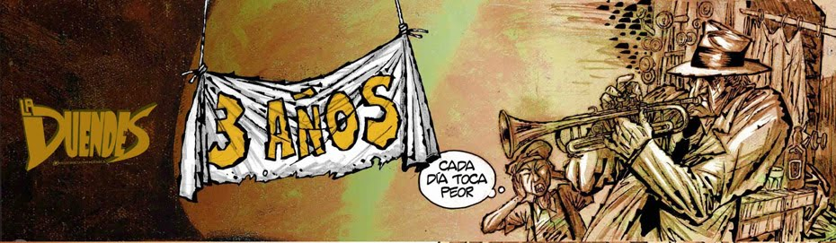 La Duendes. editora de comic, humor y en la Patagonia