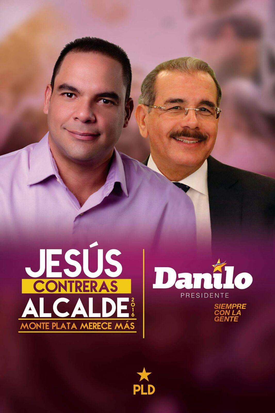 Jesús Contreras 2016 - 2020 PLD
