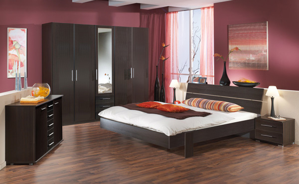 rangement petite chambre coucher id es d co pour maison moderne. Black Bedroom Furniture Sets. Home Design Ideas