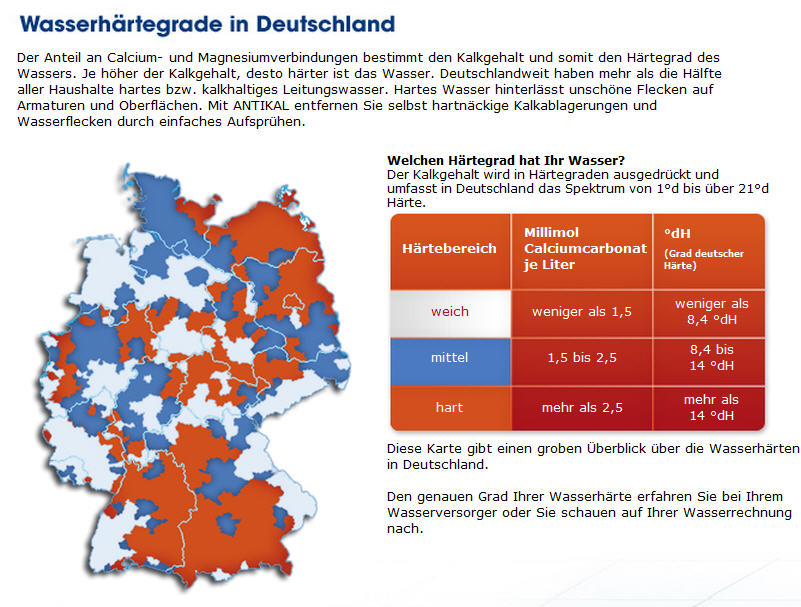 landkartenblog calgon zeigt fragw rdige deutschlandkarte. Black Bedroom Furniture Sets. Home Design Ideas
