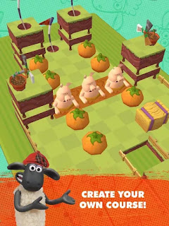 Shaun the Sheep – Puzzle Putt 1.1.0 Mod APK (Unlimited Money)