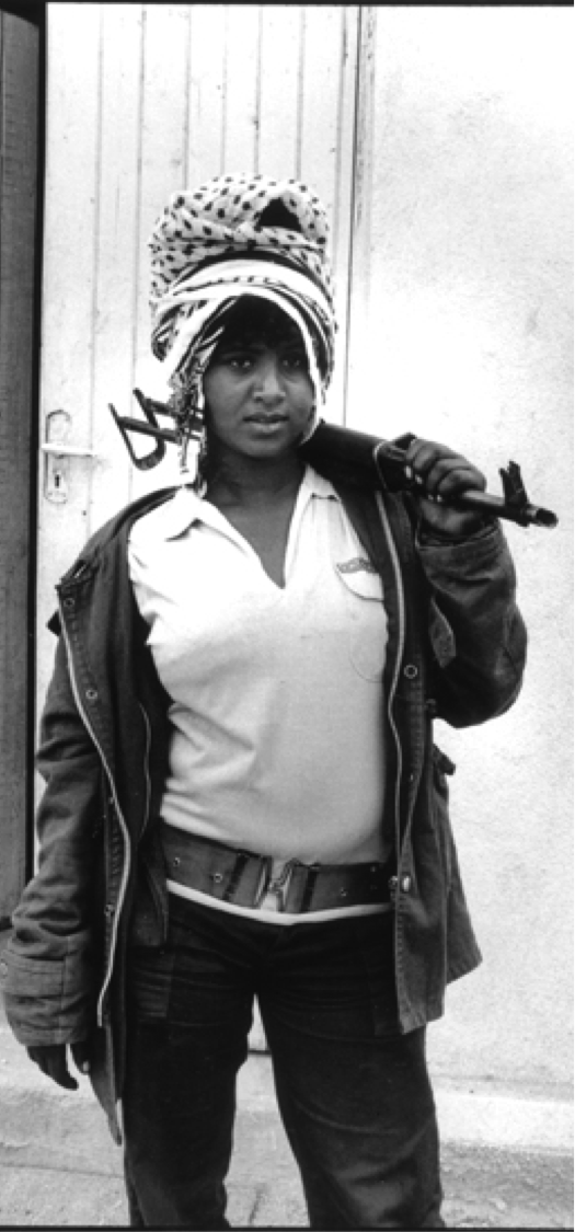 Wappp wire the contingent power of women in african armed groups