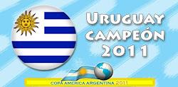Uruguay Campeón-2011